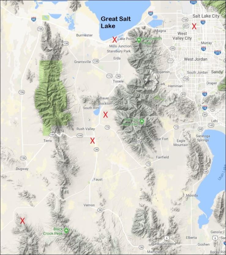 hazen #4 Utah